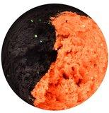 Trout Master Pro Paste Orange/ Black Glitter_