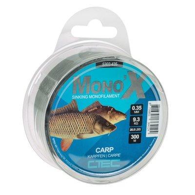 C-Tec Carp MonoX 0.25/5.3kg 500m