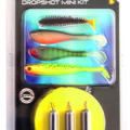 Rage Dropshot kit 5.67lb / 0.18mm x 1m / 5g size 10 x 3