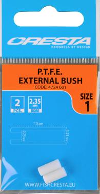 CRESTA PTFE BUSH EXTERNAL SIZE 1