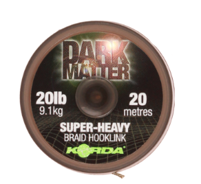 Dark Matter Braid  20lb
