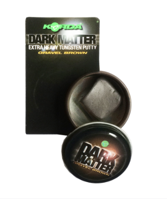 Dark Matter Tungsten Tubing  Gravel / brown