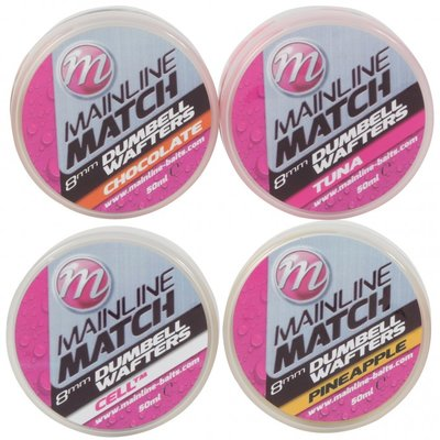 Mainline Match 8mm Wafters Pineapple
