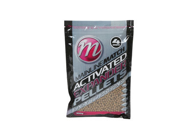 Mainline Match Activated expander pellets 4mm