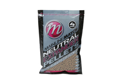 Mainline Match Neutral Expander pellets 4mm