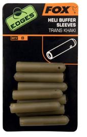 Edges Heli Buffer Sleeves - trans khaki x 8