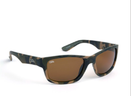 Fox Chunk Eyewear Khaki Grey
