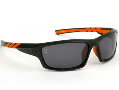 Fox Eyewaer  Wraps Black/Orange