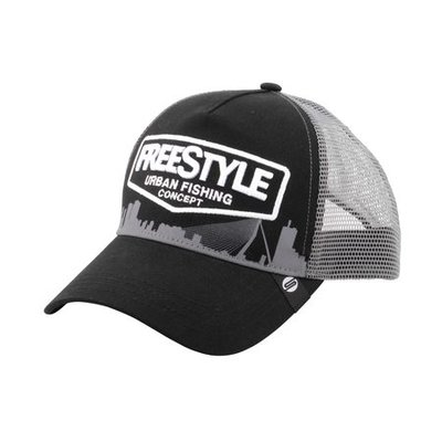 Freestyle trucker cap bk front