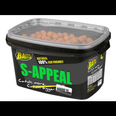 Strategy S-Appeal 'Garlic' (4kg)
