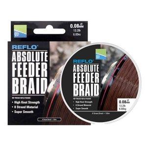 ABSOLUTE FEEDER BRAID - 0.10MM - 150M