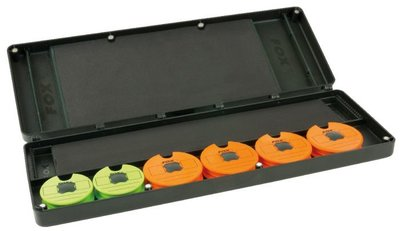 Fox F Box Med disc&Rig box sys inc pins/disc