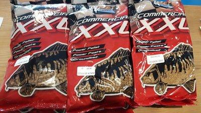 Evezet commercial XXL premium pellet 4.5 mm, 900 gram