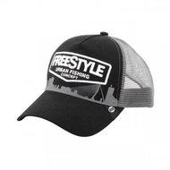 Spro Freestyle Trucker Cap Black